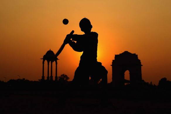 love india and cricket and my childhood