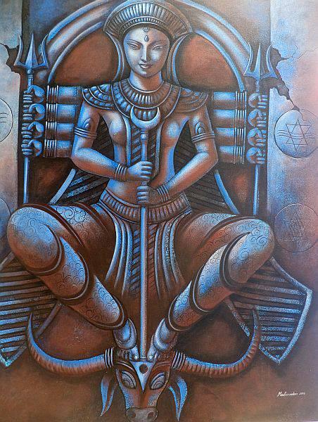 ''DEVI MAA'' By Madhusudan