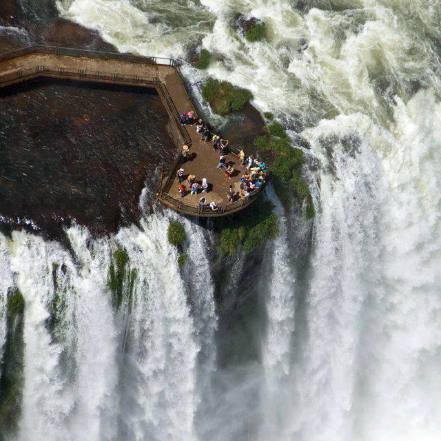 Iguazu Falls, Brazil !