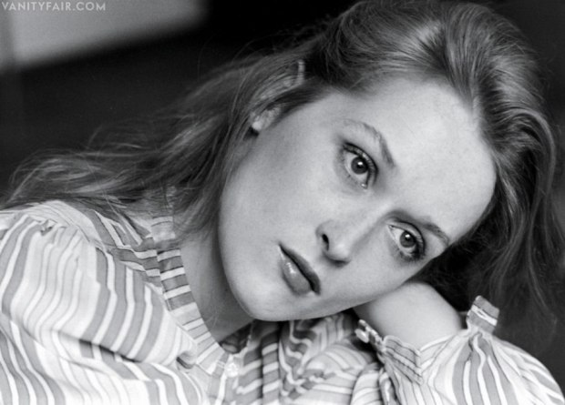 Meryl Streep, circa 1977.