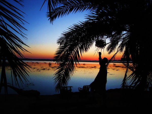 Sunset, Siwa Oasis