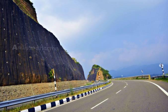 chandigargh-shimla Himalyan expressway....!FolkRoute