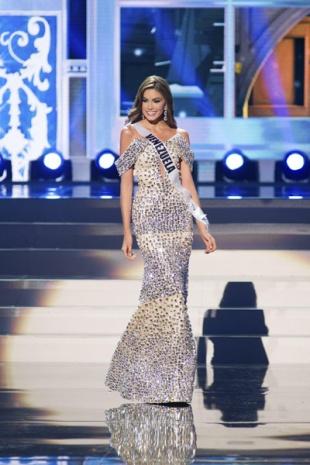Miss Universe 2013: María Gabriela Isler from Venezuela Is Most ...