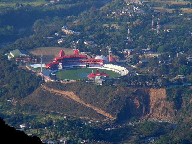 HPCA Stadium, Dharmsala-Himachal India