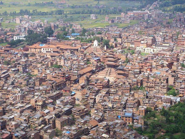 Bhaktapur Nepal  city photo : Bhaktapur Nepal Map City Bhaktapur Nepal