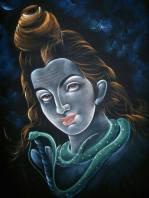 Bhole-Nath-Painting