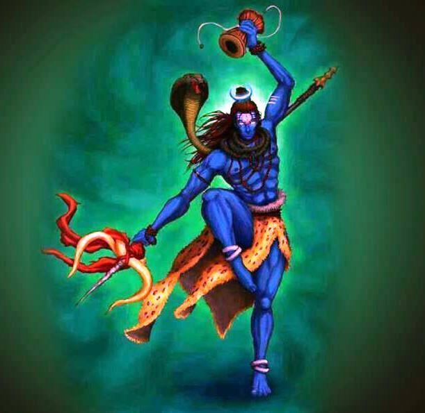 Bhole-Nath-Tandav-Sketch