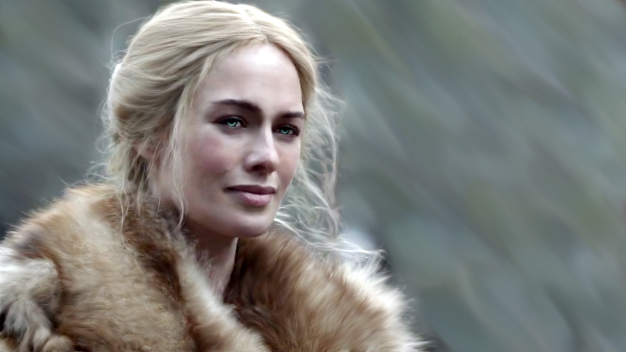 Cersei lannister: lena heady, games of thrones