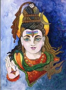 colorfulshivshankarsatrangishivaji
