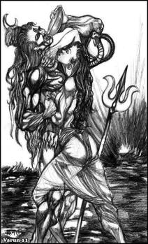 Lord-Shiva-and-Parvati-Om-Namah-Shivay