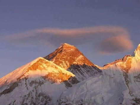 RouteMountain-Sunrise-Mt Everest
