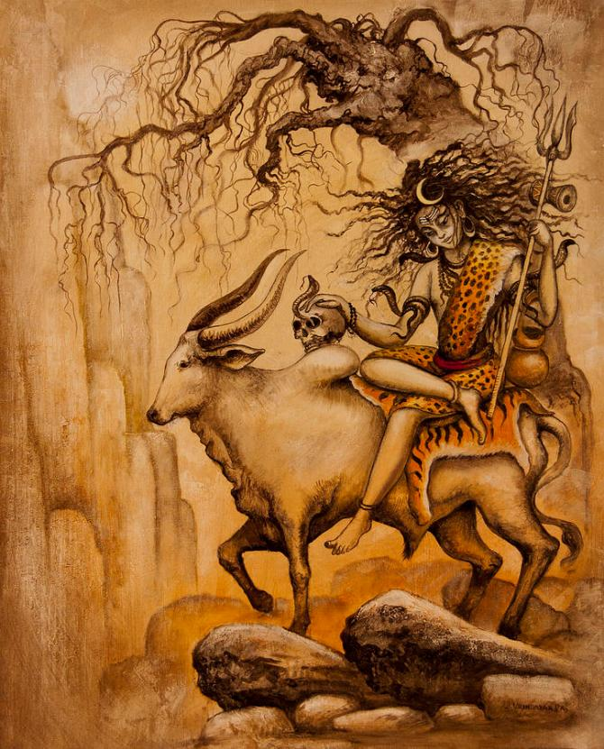 Shiva-and-nandi-vrindavan