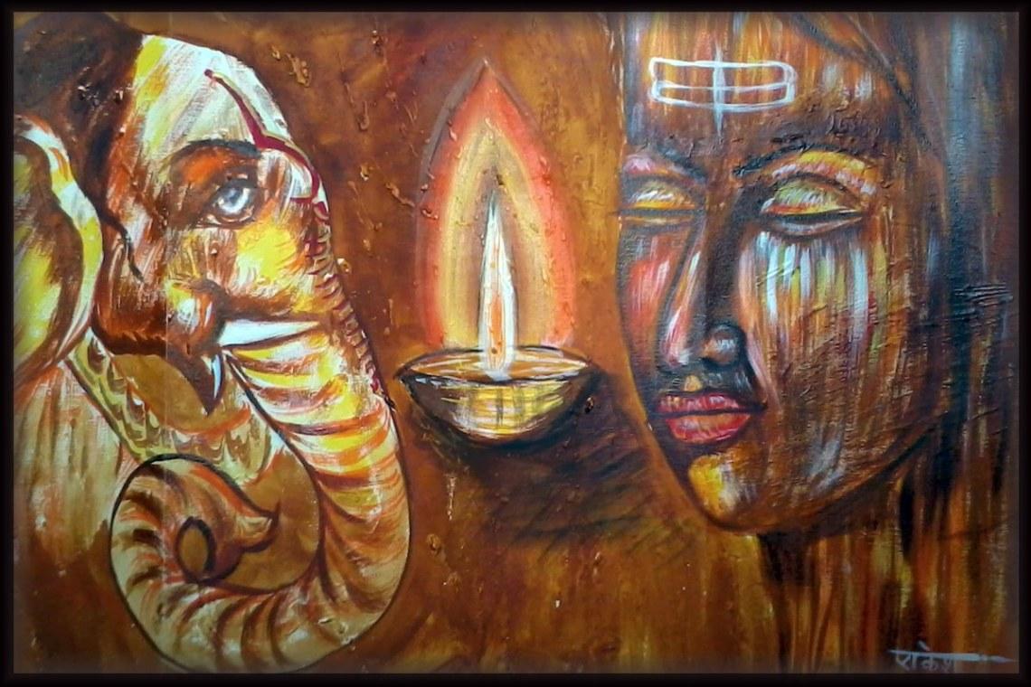 ShivaCreativePainting
