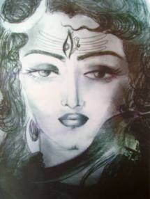 Wonderful-Painting-Of-Lord-Shiva
