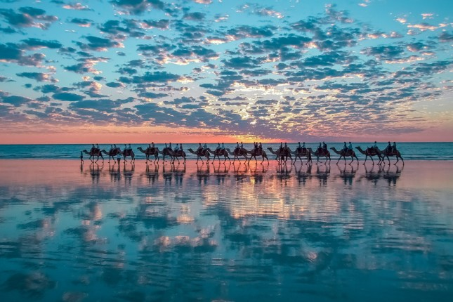 29-photos-that-will-inspire-you-to-travel-ride-acamel-by-the-ocean-in-broome-australia
