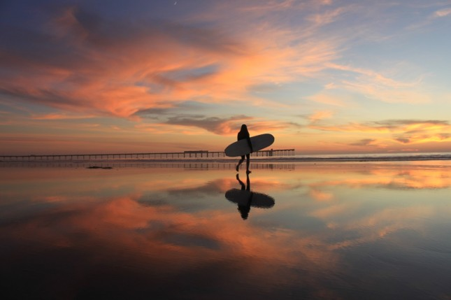 29-Photos-That-Will-Inspire-You-To-Travel-Sunset-In-San-Diego-California