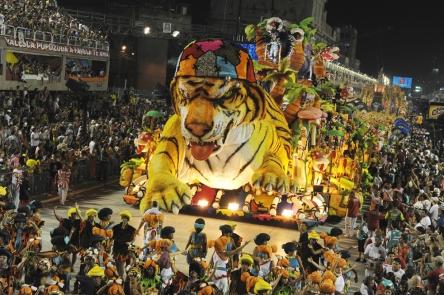 BRAZIL-CARNIVAL-RIO-PORTO DA PEDRA
