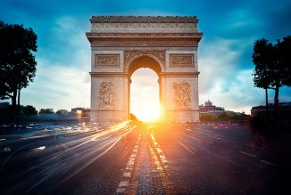 The-Arc-de-Triomphe