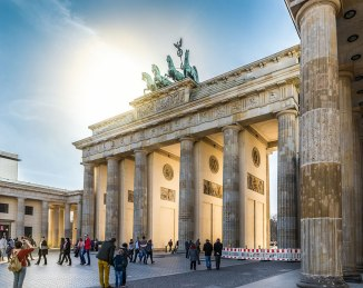 The-Brandenburg-Gate