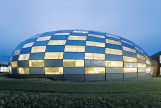 Berlin-Brain-Egg-Shaped-Architecture