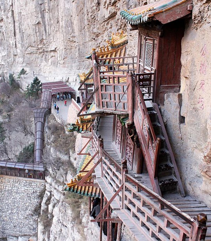 Xuan Kong si Xuan Kong si Hanging Temple