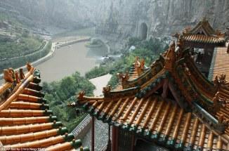 XuanKongSiHangingTemple5