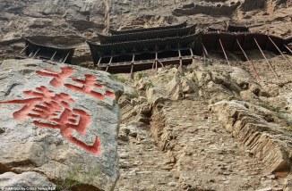 XuanKongSiHangingTemple6