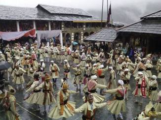 Folkdance-Bharmour-Chamba