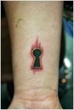 wrist tatoo-symbols