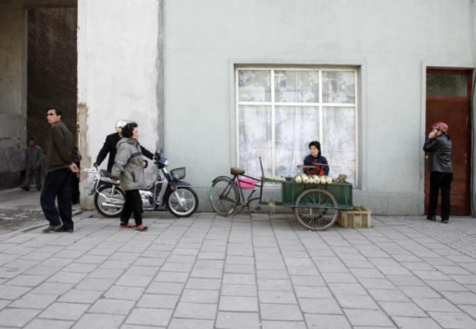 north-korean-streets