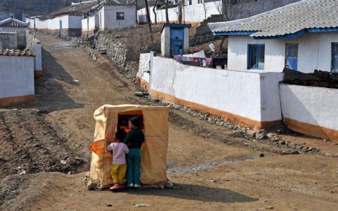 north-korean-village-store