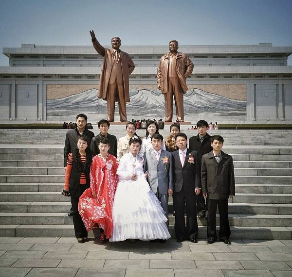 north-korean-wedding