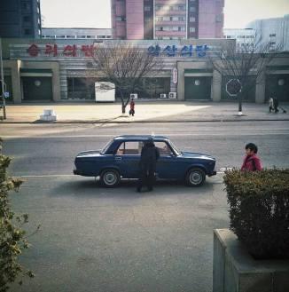 taxi-in-pyongyang