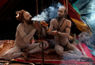 LargestPeopleGatheringInTheWorld-Kumbh-Mela--Haridwar-INDIA2