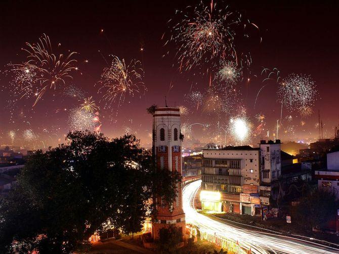 LightsShow-Diwali-DehraDun-Uttarakhand-India