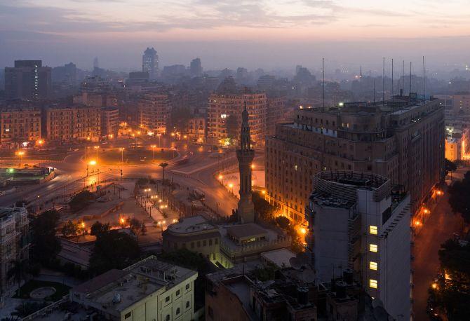 TahrirSquareCairo