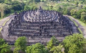 Borobudur-CenterOfTheUniverse