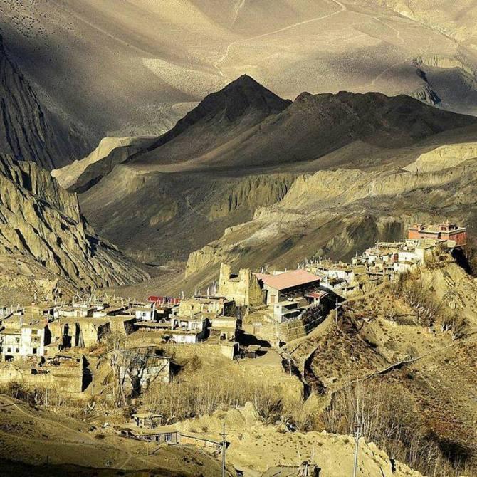 Mesmerizing-Jharkot-Nepal