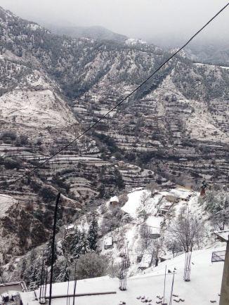 Snowfall2016ShimlaHimachalINDIA2